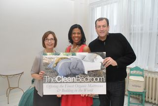 "Robin Wilson hosts ""Bringing Earth Day Home"" with The Clean Bedroom organic mattresses and bedding"