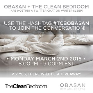 Twitter Chat March 2015