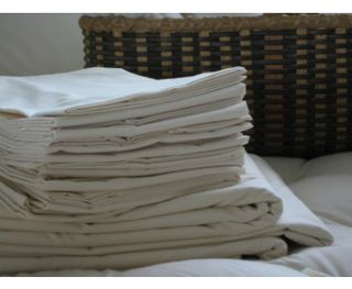Wool Bed Co coverlet